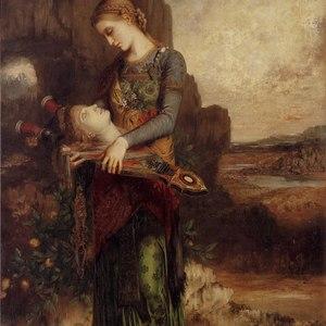 Gustave Moreau Orpheus 1865