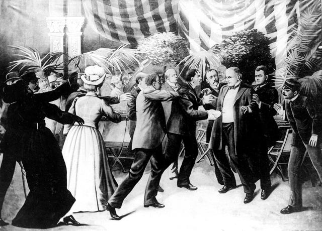 William_McKinley_Assassinat