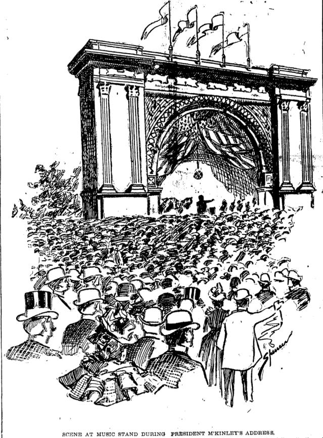 McKinley Speech pic